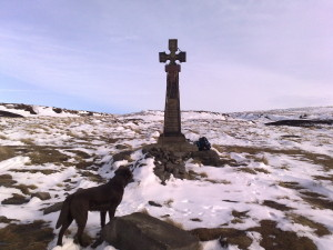 Ashway Cross  www.saddleworthdiscoverywalks.co.uk