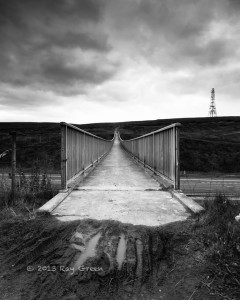 The Pennine Way Footbridge